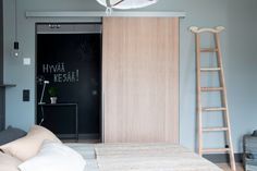 Liukuovet on Alftan Designin mallistoa ja Master Interiorsin toteuttamat. #yitasuntomessut #yitviherperhe #asuntomessut #asuntomessut2014