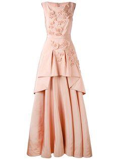 Talbot Runhof Mogul dress