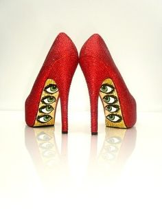 RUBY SLIPPERS by taylorsays on Etsy - StyleSays