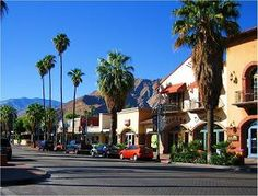 Palm Springs, CA. Going here in the eighties as a kid during spring break... watching the college kids go crazy.