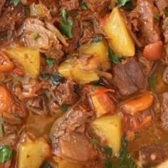 Healthy, vegan potato jackfruit stew with smoky spices and tomatoes ⭐️⭐️⭐️⭐️⭐️ Vegan cooking Veggie Recipes, Soup Recipes, Whole Food Recipes, Cooking Recipes, Healthy Recipes, Healthy Soup, Healthy Vegan Meals, Vegetarian Recipes Videos, Cooking Kale