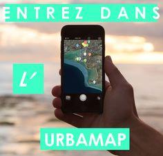 Nouvel outil, l'UrbaMap est appelée à devenir une carte de référence des professionels de l'urbanisme et de la création urbaine en France et en Europe.
