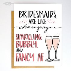 Will You Be My Bridesmaid Card, Funny Bridesmaid Card, Maid of Honor Card, Wedding Card, Bridesmaid Card, Funny Card, Bridesmaid Proposal