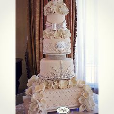 Royal Cakes Like the bottom quilted layer the best.