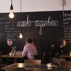 Acento Argentino Restaurant Basel und neu Stand in der Markthalle