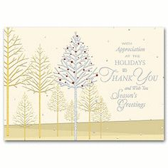 16 best thank you for your business cards images on pinterest glittering grove holiday card business thank you cards deluxe colourmoves