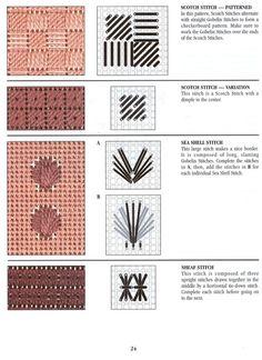 Revista de bordado- Plastic canvas - Mariangela Maciel - Picasa-Webalben