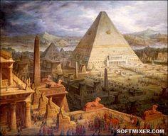 Исторические сюжеты: Великие цивилизации, прекратившие существование