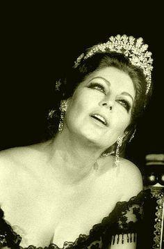 Ava Gardner en 1968