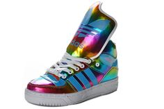 Adidas x Jeremy Scott Metro Attitude Hi /adidas shoes