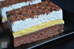 Prajitura Krem a la Krem Romanian Desserts, Romanian Food, Sweets Recipes, Cookie Recipes, Delicious Desserts, Yummy Food, Torte Cake, Crazy Cakes, Sweet Tarts