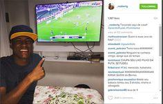 Jovem atacante do Flu vira alvo de zoeira de palmeirenses após foto na web
