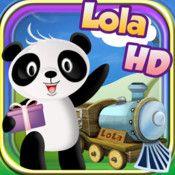 Lola's Alphabet Train HD- 1.99 (already downloaded free version)
