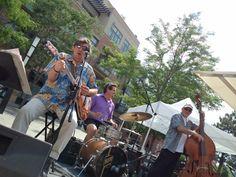 Trio Bel Mar Plaza July 2014