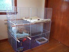 Rabbit hutch tutorial