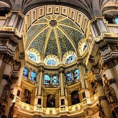 Catedral de Granada in Granada, Andalucía