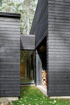 White River House / Robert Hutchison Architect