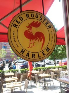 Red Rooster, Harlem NYC. Chef Marcus Samuelsson. Yum - especially for brunch.