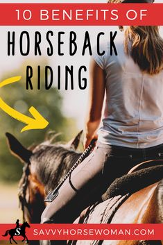 Guest post by Rachel Kerr. Horse riding isn't just beneficial for your horse, it also has huge health benefits for you! And the benefits of horseback riding go far beyond fitness. As a horse lover… Equestrian Boots, Equestrian Outfits, Equestrian Style, Equestrian Fashion, Riding Hats, Riding Helmets, Riding Horses, Horseback Riding Tips, English Riding