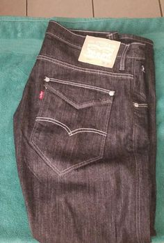 37e0df7479a Levis Strauss&Co. 514 Straight Fit Jeans W36 L30 | Clothing, Shoes &