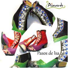 TIENDA /Shop online - PISAVERDE,diseño y producción de calzado ARTESANO