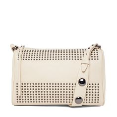 Lionel Carolyn Studded Shoulder Bag 11