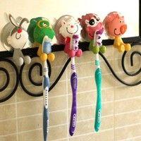 Creo que Creative cute cartoon animal family strong chuck toothpaste tooth brush holder te gustará. Agrégalo a tu lista de deseos   http://www.wish.com/c/54ba9c3ed7df3c093cf43659