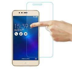 Tempered Glass Film Screen Protector For Asus Zenfone 3 ZE552KL ZE520KL Deluxe ZS570KL Ultra Max 2016 ZC520TL Laser ZC551KL Go