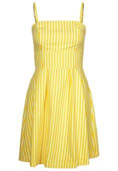 Vero Moda - JESS - Summer dress - yellow