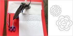 How to DIY Beautiful Swirly Paper Roses | iCreativeIdeas.com Follow Us on Facebook --> https://www.facebook.com/iCreativeIdeas