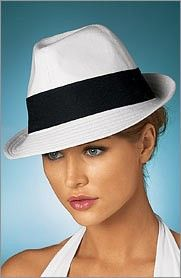 Frederick's of Hollywood - Fedora Hat