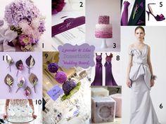 Domestic8d: Wedding Mood Board Week