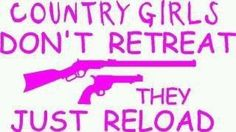 I learned to shoot a gun when I was six years old.....you had to have something to shoot the rattlesnakes with when you walked to the bus stop  SH