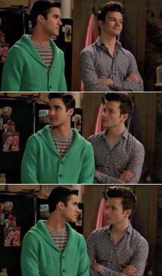 Glee with Darren Criss