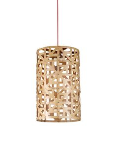 EMS Free Shipping E27 Pendant Lamp Light Cylinder Wood Cage Shade Home Pendant Lighting For Home Decorative PU 2LBMP-XJ