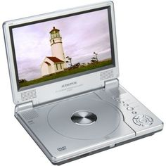 Audiovox D1812 8-Inch Portable DVD Player