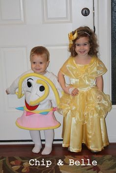 DIY Chip costume from Beauty and the Beast | Halloween ...