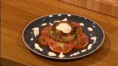 Kale and pancetta potato cakes