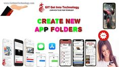 Create New App Folders On Your iPhone and or iPad