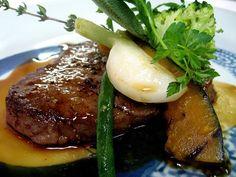 Receita de Koro Koro Steak Tataki Fu: steak com vegetais   Mundo-Nipo