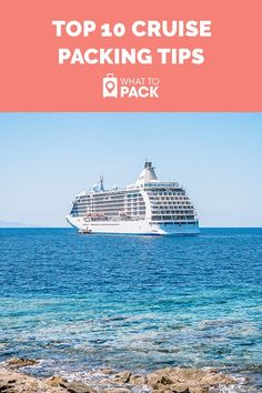 Going on a cruise? Maximize your cruise-vacation enjoyment by bringing all the right stuff. Here's how to pack for your cruise like a pro. Cruise Packing Tips, Cruise Travel, Cruise Vacation, Cruise Excursions, Cruise Port, Royal Caribbean Ships, Cruise Pictures, How To Book A Cruise, Cruise Critic