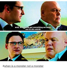 Wow... Wesley loved Fisk, I'm utterly convinced that he wasn't just his 'assistant'. He cared about him. :))
