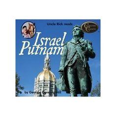Uncle Rick Reads General Israel Putnam CD's  $28