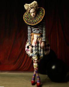"""Dolls""   Models: Pinar Necati, Photographer: Wolfgang Mustain, Toni & Guy, 2008"