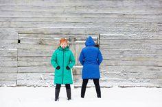 www.mirkapukine.fi Raincoat, Jackets, Fashion, Down Jackets, Moda, Fashion Styles, Jacket, Rain Jacket