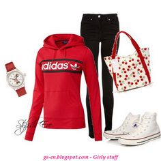 Spring Fashion 2013 - sexy red Clothes for teens 2013 | new design fashion 2014