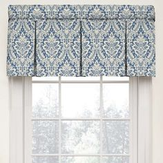 Found it at Wayfair - Donnington Box Pleat Tier Curtain