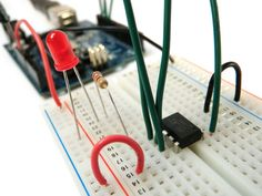 Picture of Program an ATtiny with Arduino