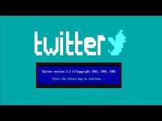 If #Twitter had been invented in the '80s...