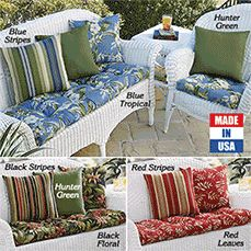 Product: 2949-1 Patio Furniture Pillows, Cushions, & Umbrellas